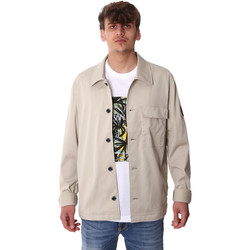 Oblečenie Muži Kabáty Calvin Klein Jeans K10K105272 Šedá