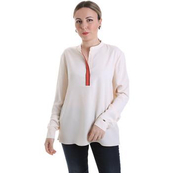 Oblečenie Ženy Blúzky Calvin Klein Jeans K20K201722 Béžová