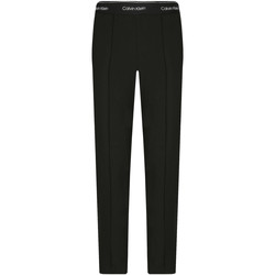 Oblečenie Ženy Nohavice Chinos a Carrot Calvin Klein Jeans K20K201765 čierna