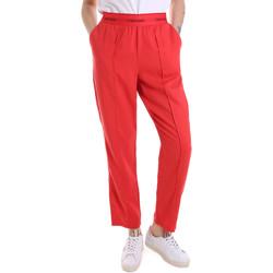 Oblečenie Ženy Tepláky a vrchné oblečenie Calvin Klein Jeans K20K201765 Červená