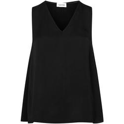 Oblečenie Ženy Blúzky Calvin Klein Jeans K20K201807 čierna