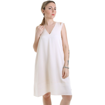 Oblečenie Ženy Krátke šaty Calvin Klein Jeans K20K202022 Béžová