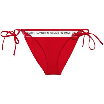 Oblečenie Ženy Plavky kombinovateľné Calvin Klein Jeans KW0KW00931 Červená