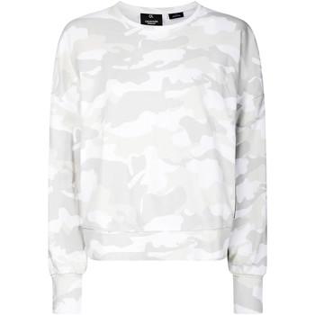 Oblečenie Ženy Mikiny Calvin Klein Jeans 00GWH9W391 Biely