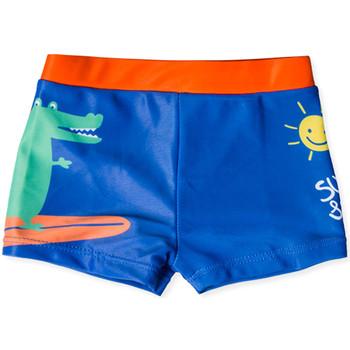 Oblečenie Deti Plavky  Losan 017-4003AL Modrá