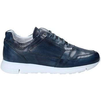 Topánky Muži Nízke tenisky Exton 332 Modrá