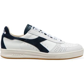 Topánky Muži Nízke tenisky Diadora 201.172.545 Biely