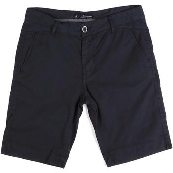 Oblečenie Muži Šortky a bermudy Key Up 2P17A 0001 Modrá