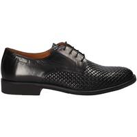 Topánky Muži Derbie Stonefly 110766 čierna