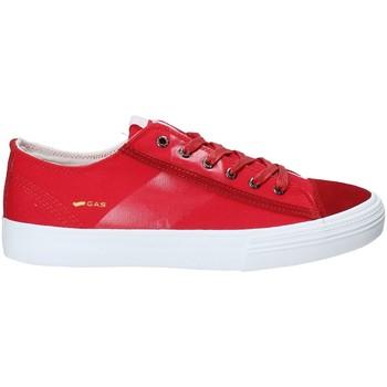 Topánky Muži Nízke tenisky Gas GAM810035 Červená