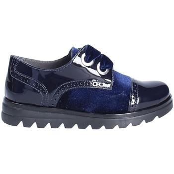 Topánky Deti Derbie Melania ME6218F8I.A Modrá