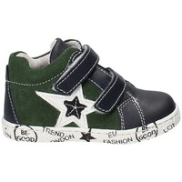Topánky Deti Členkové tenisky Melania ME0157A8I.B Zelená