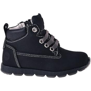 Topánky Deti Polokozačky Melania ME1611B8I.A Modrá