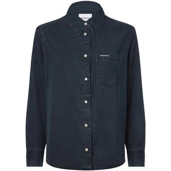 Oblečenie Ženy Košele a blúzky Calvin Klein Jeans J20J212778 Modrá