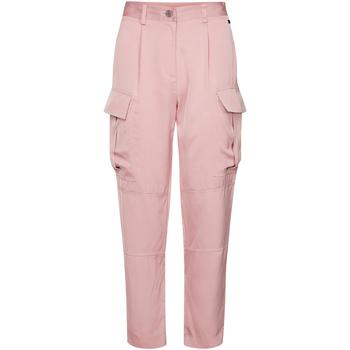 Oblečenie Ženy Nohavice Cargo Calvin Klein Jeans K20K201768 Ružová