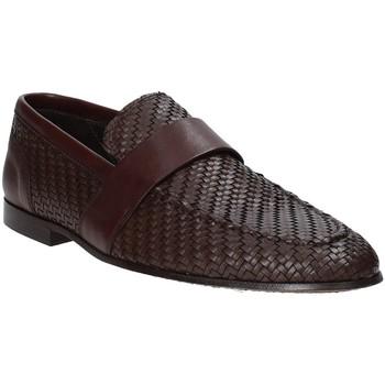 Topánky Muži Mokasíny Marco Ferretti 161213MF Hnedá