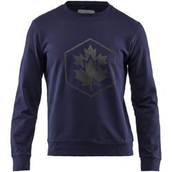 Oblečenie Muži Mikiny Lumberjack CM60142 001 502 Modrá