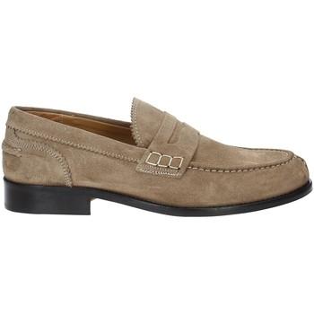 Topánky Muži Mokasíny Rogers 652 Béžová