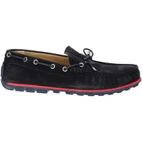 Topánky Muži Mokasíny Rogers 700 Modrá