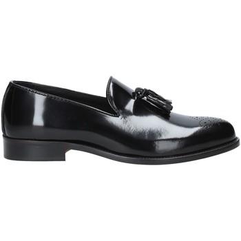 Topánky Muži Mokasíny Rogers 603 čierna