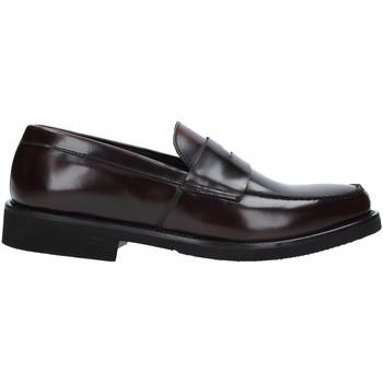 Topánky Muži Mokasíny Rogers AZ004 Červená