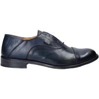 Topánky Muži Derbie Exton 3103 Modrá