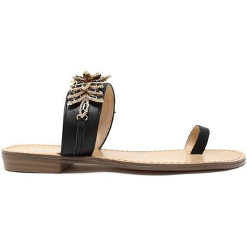 Topánky Ženy Žabky Gold&gold A19 GL303 čierna