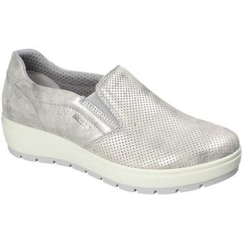 Topánky Ženy Slip-on Enval 3268011 Striebro