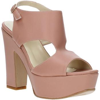 Topánky Ženy Sandále Grace Shoes TQ 102 Ružová