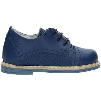 Topánky Deti Derbie Melania ME1238B9E.A Modrá