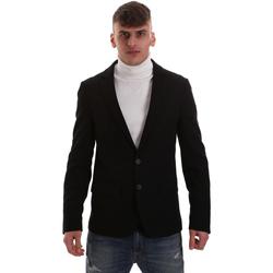 Oblečenie Muži Saká a blejzre Antony Morato MMJA00407 FA100130 čierna