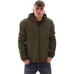 Oblečenie Muži Bundy  Invicta 4431570/U Zelená