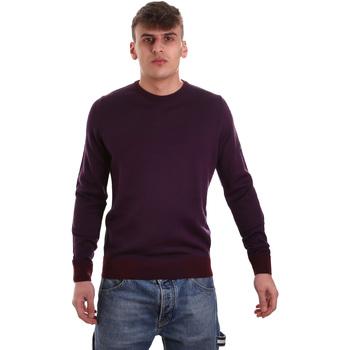 Oblečenie Muži Svetre Navigare NV10221 30 Červená