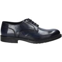 Topánky Muži Derbie Rogers 6500_4 Modrá