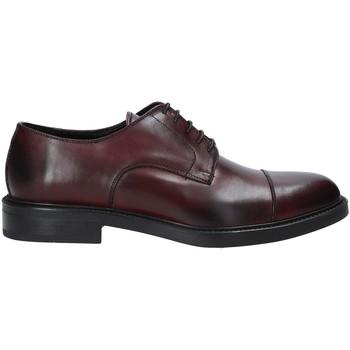 Topánky Muži Derbie Rogers 1001_4 Červená
