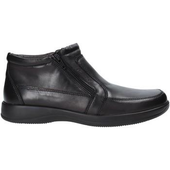 Topánky Muži Polokozačky Stonefly 213513 čierna