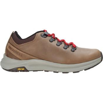 Topánky Muži Turistická obuv Merrell J48785 Hnedá