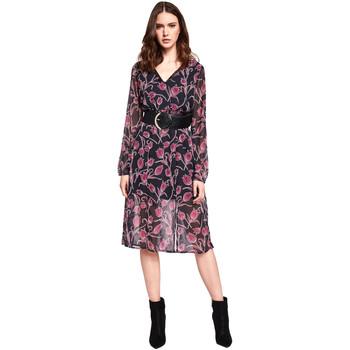 Oblečenie Ženy Dlhé šaty Gaudi 921BD15014 Modrá