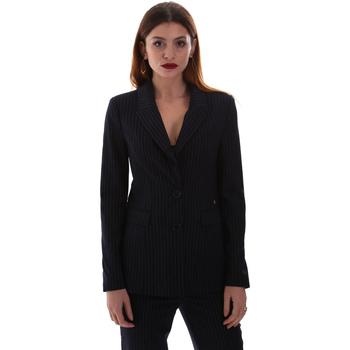 Oblečenie Ženy Saká a blejzre Gaudi 921BD35027 Modrá