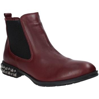 Topánky Ženy Čižmičky Bueno Shoes 9M3402 Červená