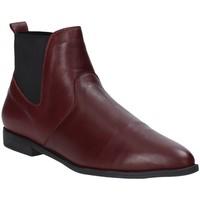 Topánky Ženy Čižmičky Bueno Shoes 9P0708 Červená