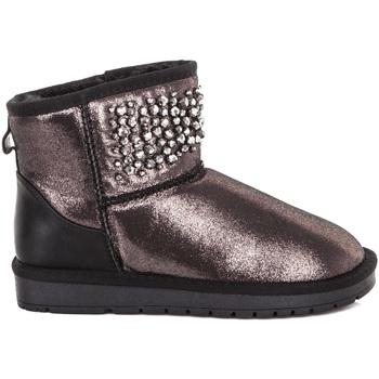 Topánky Ženy Čižmičky Gold&gold B19 GJ213 čierna