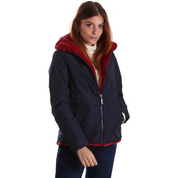 Oblečenie Ženy Parky Invicta 4431581/D Modrá