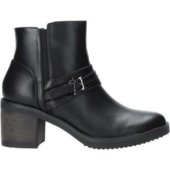 Topánky Ženy Polokozačky Gattinoni PINCS0908W čierna