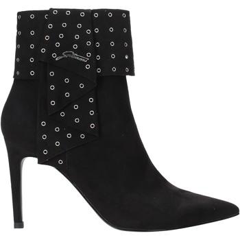 Topánky Ženy Čižmičky Gattinoni PINHE0927W čierna