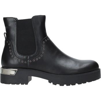 Topánky Ženy Polokozačky Gattinoni PINJN0903W čierna