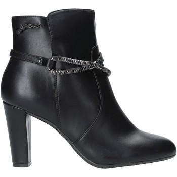 Topánky Ženy Nízke čižmy Gattinoni PINKA0923W čierna