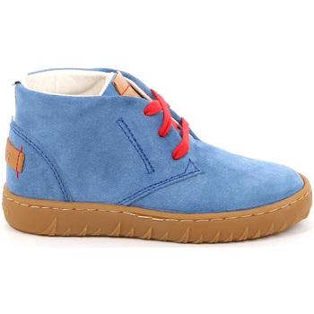 Topánky Deti Členkové tenisky Grunland PO1471 Modrá