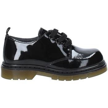Topánky Deti Derbie Melania ME2221D9I.B čierna