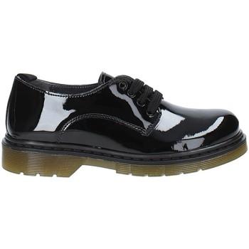 Topánky Deti Derbie Melania ME6221F9I.B čierna